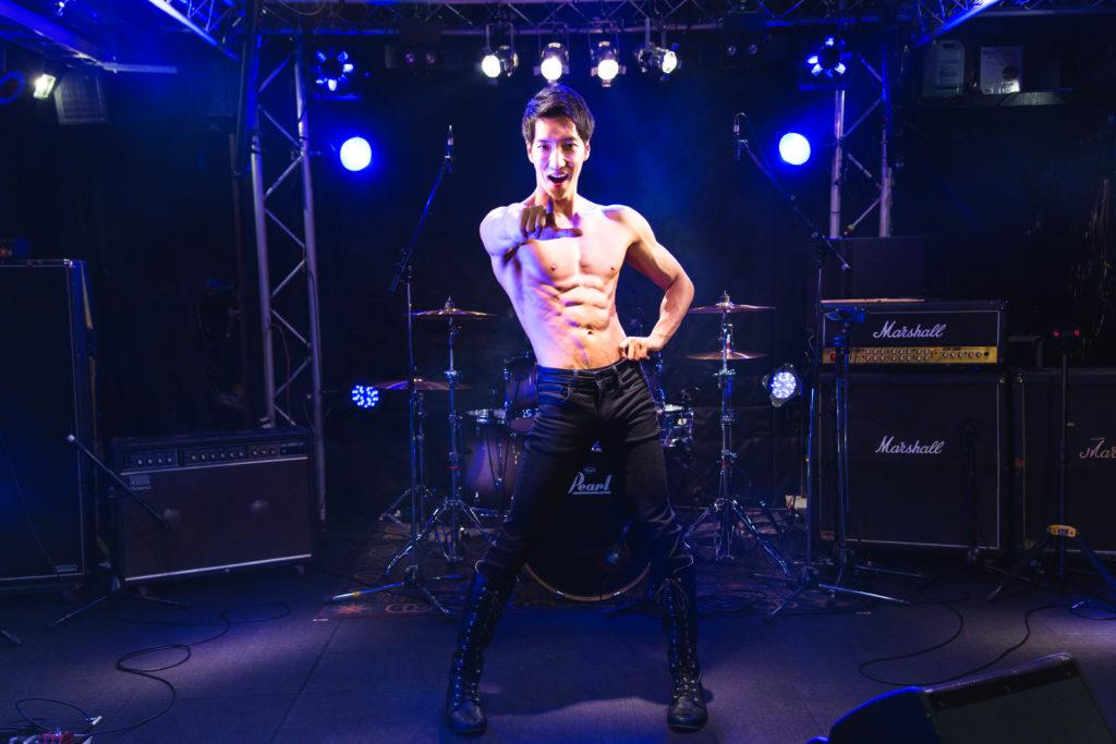 ハ○ヒなマッチョ/reference photo for drawing muscle /Rook band@フリー素材 筋肉