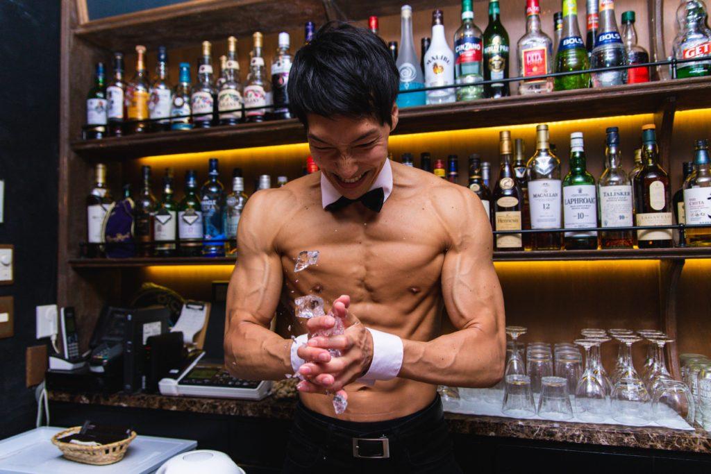 マッスルクラッシュアイス@reference photo for drawing muscle bar@マッチョ バー