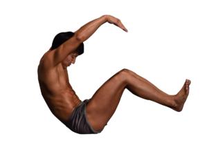 マッチョフォント「G」/reference stock photo macho font@著作権フリー 画像 筋肉