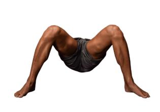 マッチョフォント「M」/reference stock photo macho font@著作権フリー 画像 筋肉