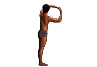 マッチョフォント「P」/reference stock photo macho font@著作権フリー 画像 筋肉