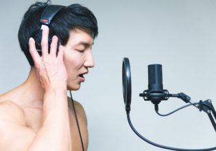 【音声素材】3Dパーツの立体感!@アスリートモデル 筋肉