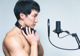 【音声素材】夜の炭水化物は少なめに@アスリートモデル 筋肉