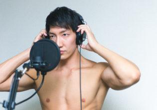 【音声素材】腓腹筋/reference stock photo muscle material voice@アスリートモデル 筋肉