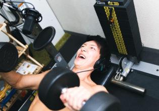 【音声素材】マッチョ×11/reference stock photo muscle material voice macho@アスリートモデル 筋肉