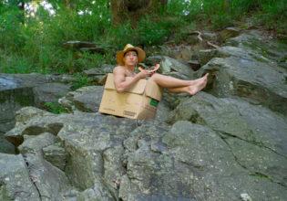 夏の終わりに捨てマッチョ/reference photo box macho@フリー素材 筋肉